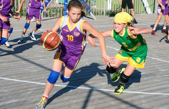 Баскетбольный фестиваль «Витязево - 2019»