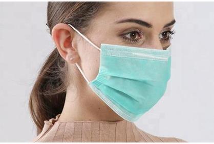 """Памятка """"Использование одноразовой маски снижает вероятность заражения гриппом, коронавирусом и другими ОРВИ"""""""
