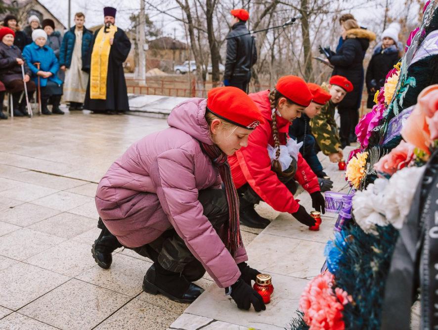Сталинград - 200 дней мужества....